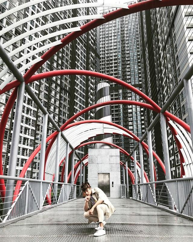 Có ngay 7749 kiểu ảnh sống ảo tại những cây cầu nổi tiếng nhất Sài Gòn-12
