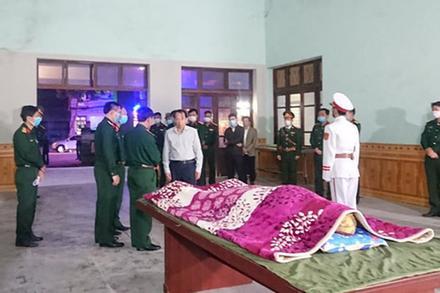 2 chiến sĩ công binh thương vong trong quá trình rà phá bom mìn ở Hà Giang