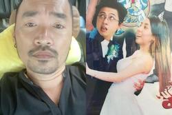Tiến Luật sôi máu khi thấy 'ảnh cưới' của Thu Trang - Hứa Minh Đạt