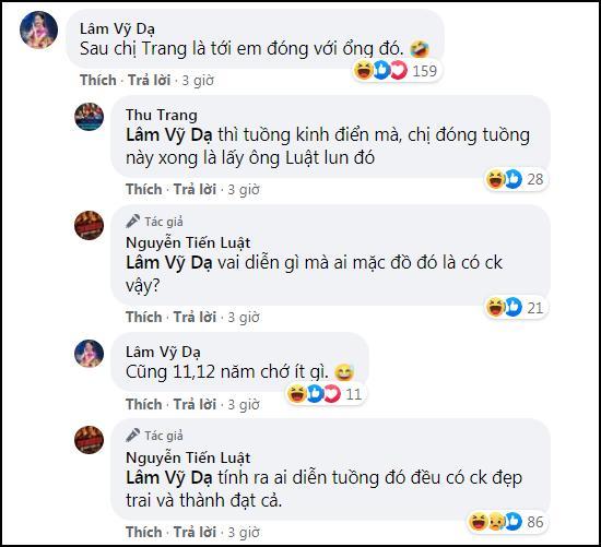 Tiến Luật sôi máu khi thấy ảnh cưới của Thu Trang - Hứa Minh Đạt-3
