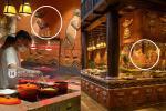 Hương Giang lộ bằng chứng đến Yên Tử với Matt Liu lánh 'bão' antifan: Ở phòng hạng sang, không gian nghỉ dưỡng cực riêng tư