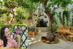 Hơi thở của mẹ trong khu vườn 'góc nào cũng bình yên' của gái 8X Nha Trang