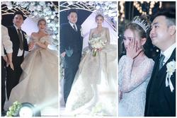 Cận cảnh 3 bộ váy cưới hơn 28 tỷ giúp Xoài Non lộng lẫy như công chúa trong ngày cưới Xemesis