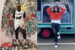 Style sao Hàn tuần qua: Park Shin Hye đi giày giới hạn chứng tỏ fan cứng của G-Dragon