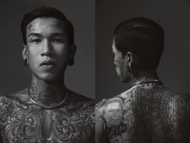Hành trình Dế Choắt: Từ chàng trai nghỉ học bốc vác mưu sinh đến Quán quân Rap Việt-5