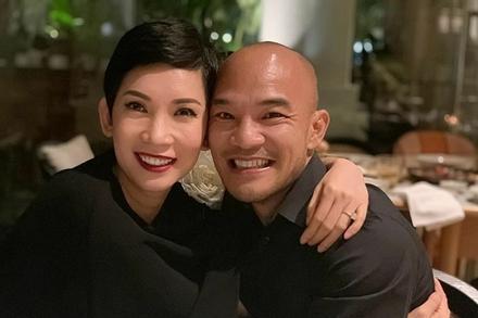 Bất ngờ với body vợ chồng Xuân Lan sau 1 năm kết hôn