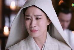 Xa Thi Mạn đúng chuẩn Thị Hậu TVB, cứu 'Yến Vân Đài' chỉ qua vài giây ngắn ngủi bật khóc
