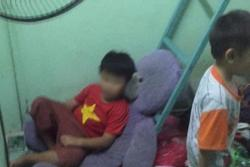 Thực hư thông tin 2 đứa trẻ bị chủ trọ vứt đồ, đuổi ra khỏi nhà khi cha đi vắng ở Sài Gòn
