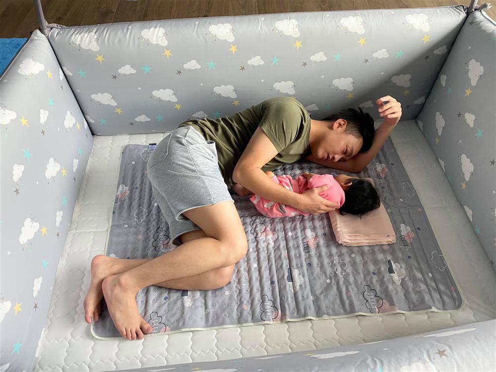 Ngoại hình con gái Cường Đô La khi tròn 3 tháng tuổi-6