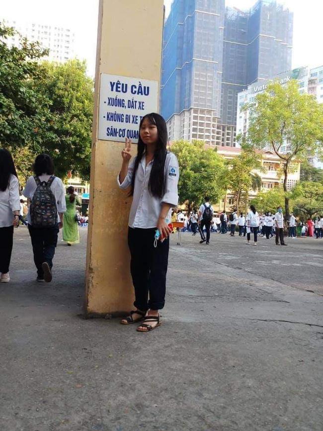 Nữ sinh THPT ở Hà Nội mất tích bí ẩn sau khi rời khỏi nhà lúc nửa đêm-1