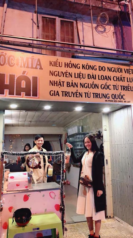 Bất ngờ xuất hiện tiệm nước mía ở Đà Lạt sở hữu tấm bảng hiệu ai đọc cũng sang chấn tâm lý-3
