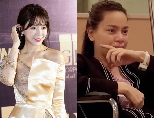 Hari Won bị phản ứng khi gọi clip Kim Lý cầu hôn Hà Hồ là cầu hồn-2