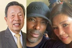 Con gái tỷ phú Nhật Bản bị cha hắt hủi vì lấy chồng da đen