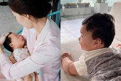 Hoa hậu Đặng Thu Thảo bật mí tên quý tử, khẳng định 'chỉ đẹp trai thứ 2'