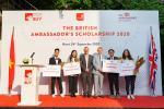 ĐH Anh Quốc Việt Nam nâng quỹ học bổng 2021 lên 53 tỷ đồng