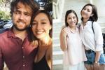 Anna Trương - con gái diva Mỹ Linh đính hôn với bạn trai nhạc công