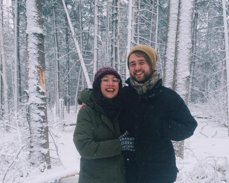 Anna Trương - con gái diva Mỹ Linh đính hôn với bạn trai nhạc công-1