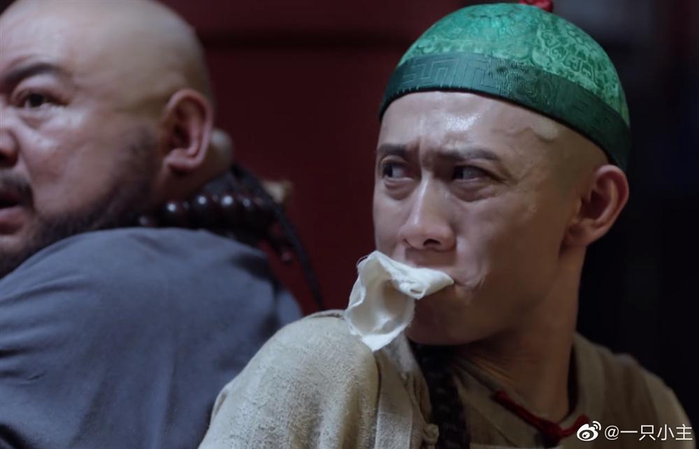 Những cảnh bắt trói tra tấn giả trân của Cúc Tịnh Y và Phạm Băng Băng-3