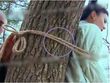 Những cảnh bắt trói tra tấn giả trân của Cúc Tịnh Y và Phạm Băng Băng-9