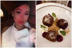 Đẳng cấp rich kid như Tiên Nguyễn: Ăn một bữa tối có giá 'trên trời' với chỉ 1 loại nấm đắt đỏ bậc nhất thế giới