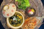 Mâm cơm chỉ 2 món 'thịt thà, xương cá' đủ cả, lại ít dầu mỡ giúp cả nhà no nê