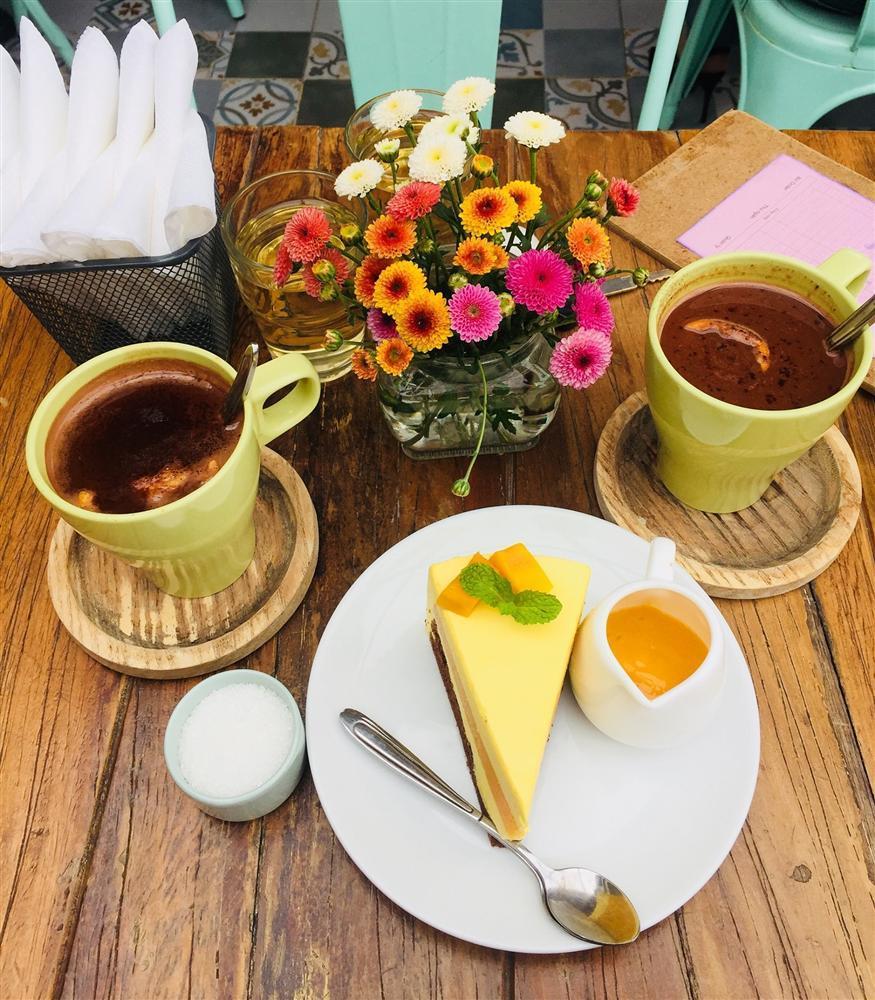 Những quán cafe có món socola nóng ngon trứ danh ở Hà Nội, khó tìm ở nơi khác-8
