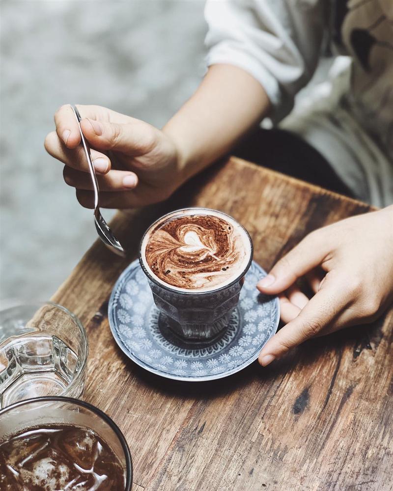 Những quán cafe có món socola nóng ngon trứ danh ở Hà Nội, khó tìm ở nơi khác-15