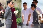 Đám cưới Công Phượng ở Phú Quốc: Chú rể lộ diện, mặc lại bộ vest ở lễ xin dâu