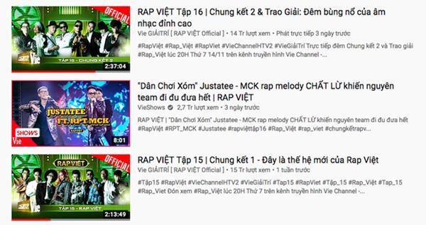 Vướng tranh cãi căng đét, sân khấu của MCK và Justatee leo thẳng Top 2 Trending YouTube-2