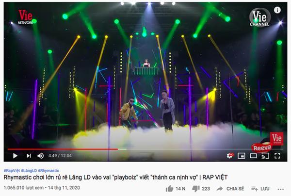 Vướng tranh cãi căng đét, sân khấu của MCK và Justatee leo thẳng Top 2 Trending YouTube-8