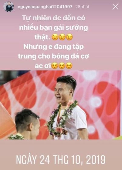 Quang Hải phát ngôn để đời về chuyện tình cảm tại đám cưới Công Phượng - Viên Minh-4