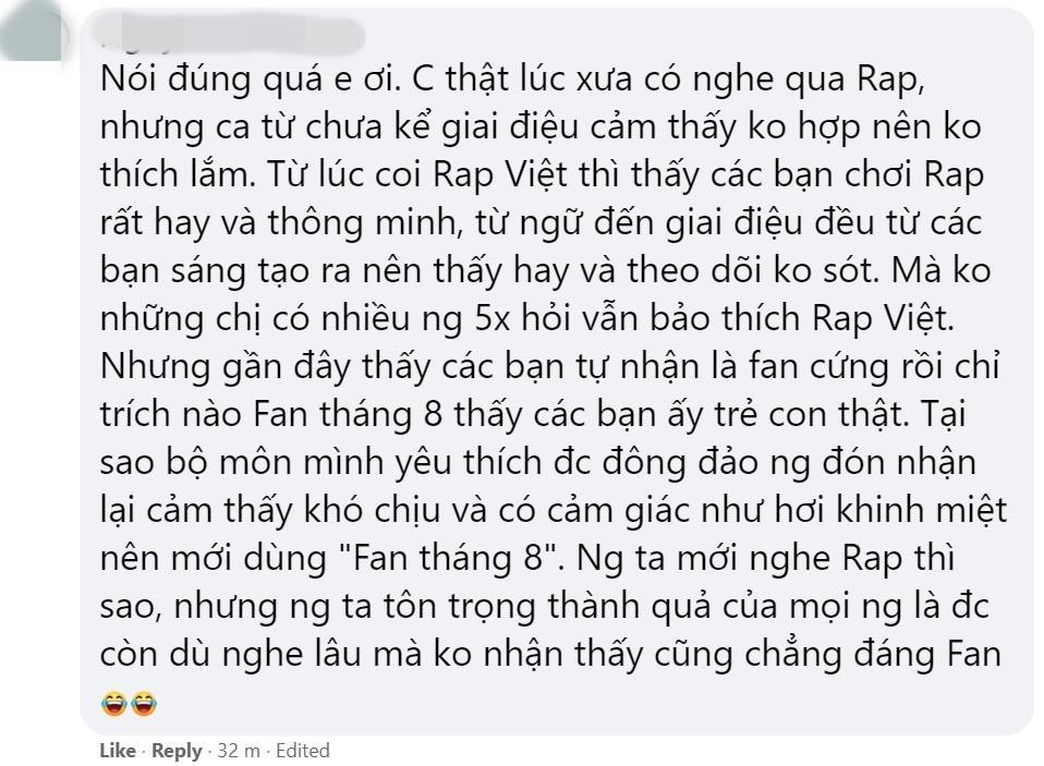 Rhymastic nói về Rap fan tháng 8: Cứ chửi và lên án, Rap Việt vẫn lớn mạnh-7