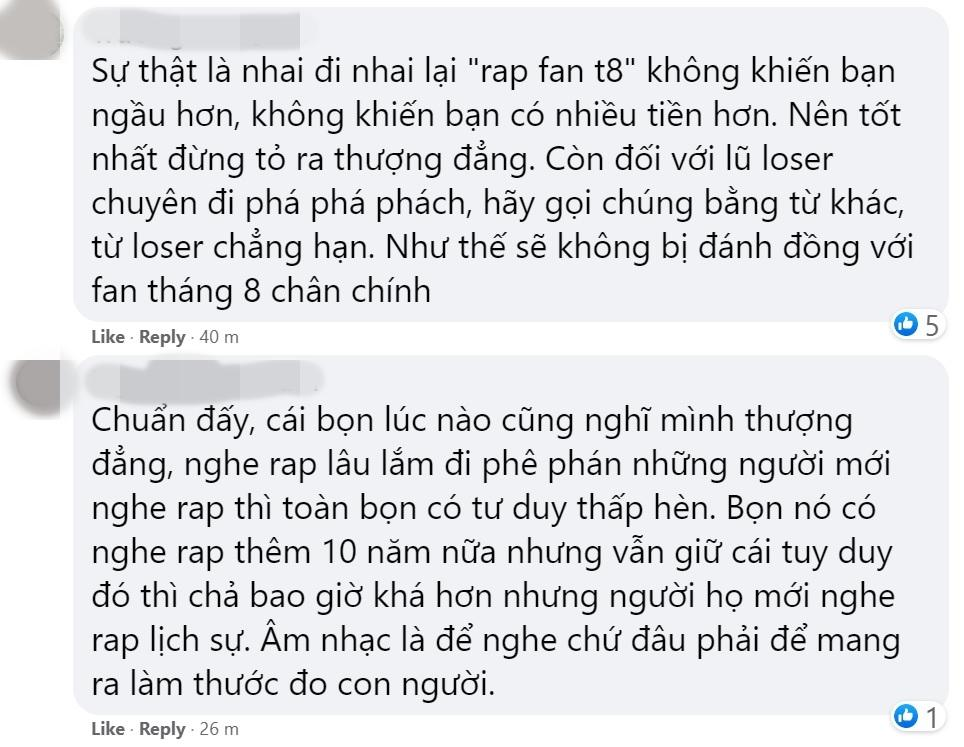 Rhymastic nói về Rap fan tháng 8: Cứ chửi và lên án, Rap Việt vẫn lớn mạnh-9