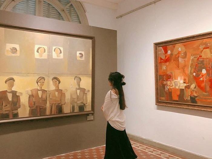 Sống ảo cháy máy với 3 bảo tàng cực chất ở Sài Gòn-6