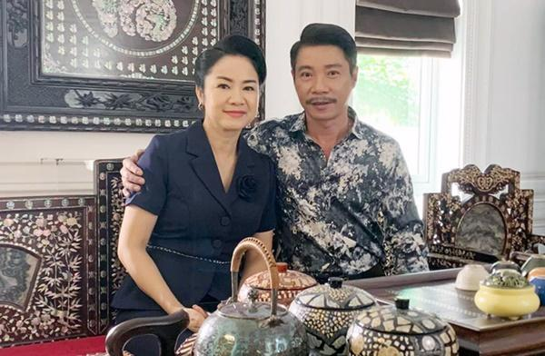 Nhan sắc trẻ mãi không già của người đẹp vào vai mẹ Hồng Diễm và Quỳnh Kool-2