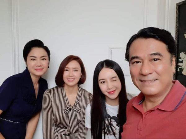 Nhan sắc trẻ mãi không già của người đẹp vào vai mẹ Hồng Diễm và Quỳnh Kool-3