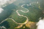 Dòng sông sâu nhất thế giới, chảy qua 10 quốc gia