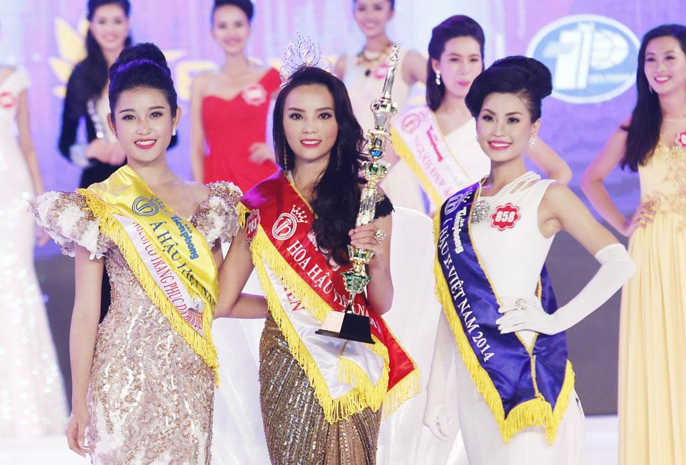 Lộ dải băng cho tân Hoa hậu Việt Nam 2020 tối nay: Sự thay đổi bất ngờ-5