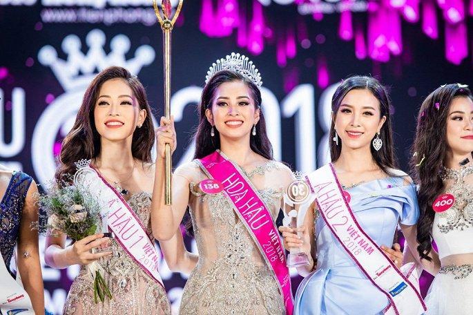 Lộ dải băng cho tân Hoa hậu Việt Nam 2020 tối nay: Sự thay đổi bất ngờ-3
