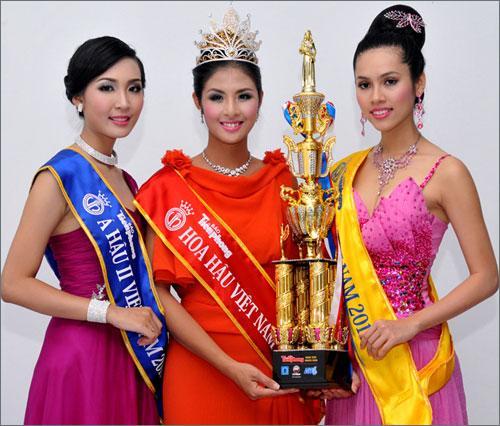 Lộ dải băng cho tân Hoa hậu Việt Nam 2020 tối nay: Sự thay đổi bất ngờ-7