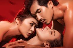 'Chồng Người Ta': Thảm họa điện ảnh với kịch bản rối rắm, diễn xuất tẻ nhạt