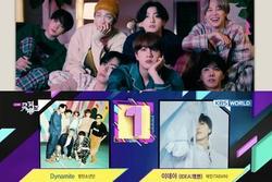 'Life Goes On' chưa kịp phá kỷ lục cũ, 'Dynamite' khiến fan BTS rớt hàm sợ hãi