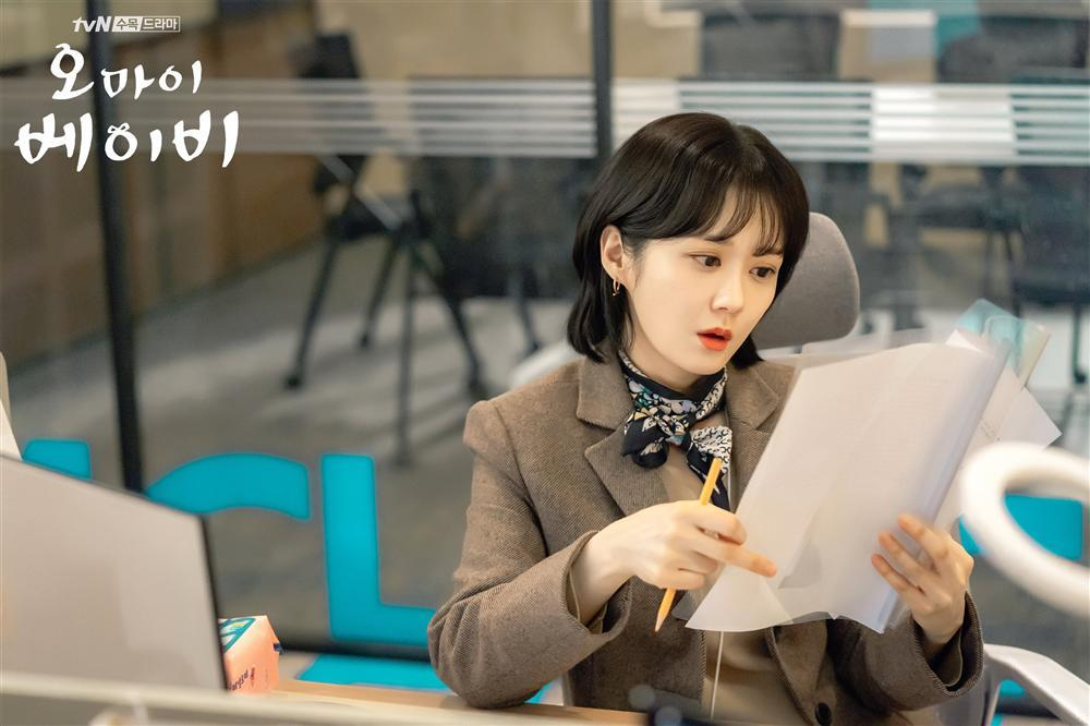 3 chiêu diện blazer giúp nâng cấp vẻ sành điệu được lăng xê ác liệt nhất trong phim Hàn-2