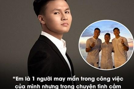 Động thái gây chú ý của Huỳnh Anh khi Quang Hải phát ngôn tình cảm kém may mắn-4