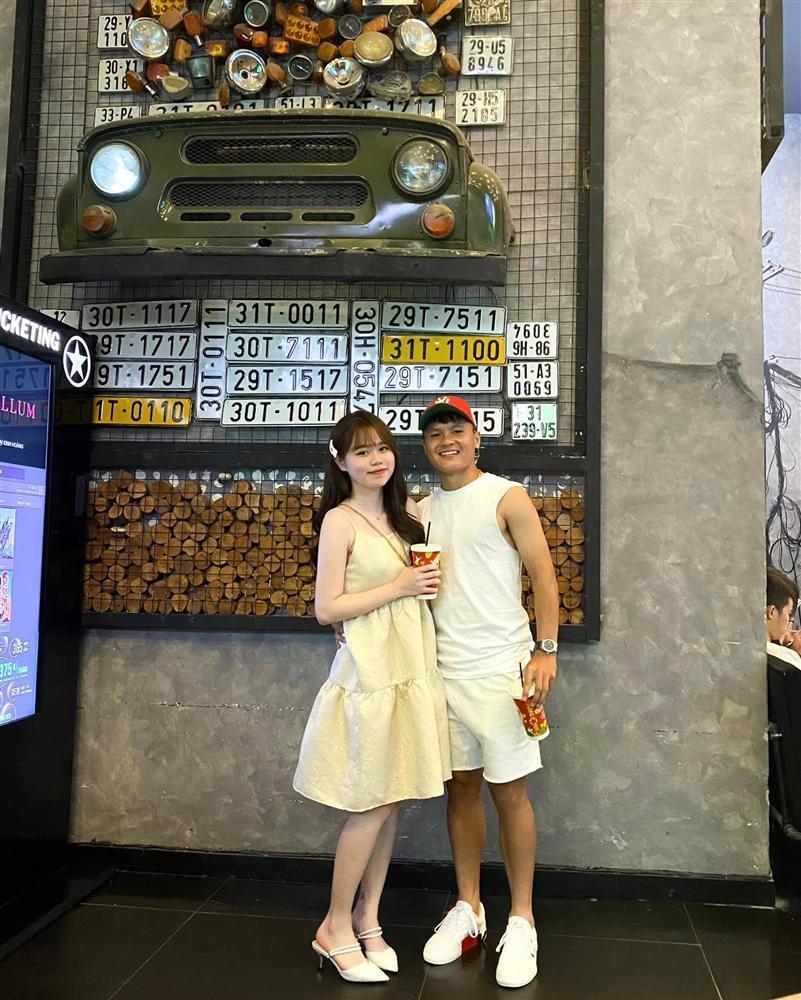 Động thái gây chú ý của Huỳnh Anh khi Quang Hải phát ngôn tình cảm kém may mắn-1