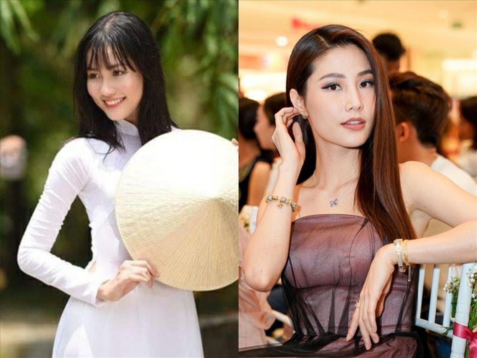 So kè mặt mộc và phong cách đời thường của Top 3 Hoa hậu Việt Nam 2020-13