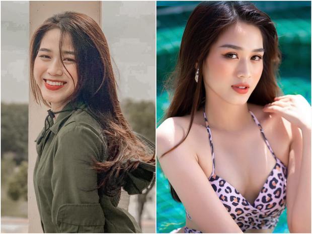 So kè mặt mộc và phong cách đời thường của Top 3 Hoa hậu Việt Nam 2020-4