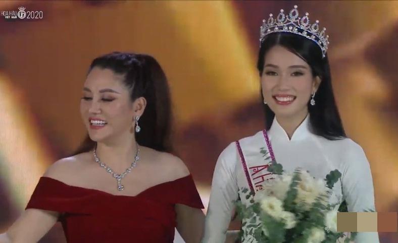 Học vấn của Á hậu 1 khủng hơn Hoa hậu Việt Nam 2020 Đỗ Thị Hà-3
