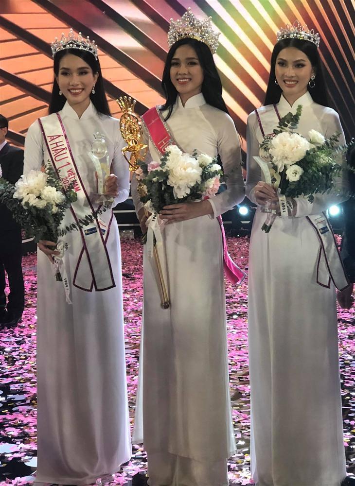 Học vấn của Á hậu 1 khủng hơn Hoa hậu Việt Nam 2020 Đỗ Thị Hà-1