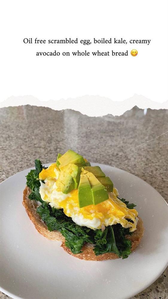 Bữa sáng không lo béo của Tăng Thanh Hà-3